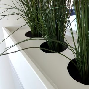 Jardinera metálica PLANT 3