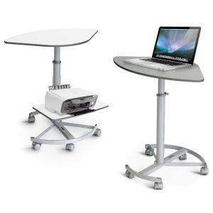Mesa para portátil e impresora MEP02
