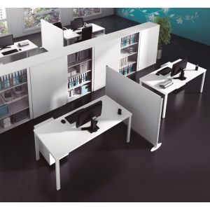 Mesa oficina serie POR