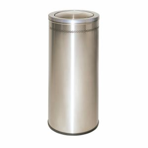 Papelera acero INOX 106