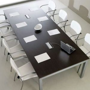 Mesa de reuniones serie TEMPO