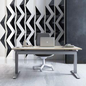 Mesa oficina elevable PUSH15