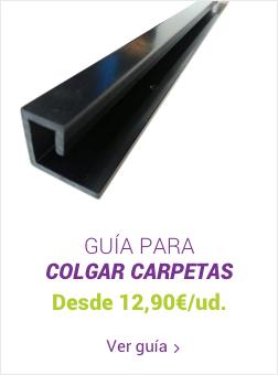 Guía para carpetas